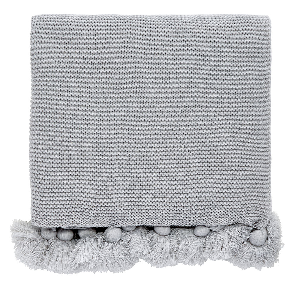 Helena Springfield Klint Knitted Throw 130 x 150cm