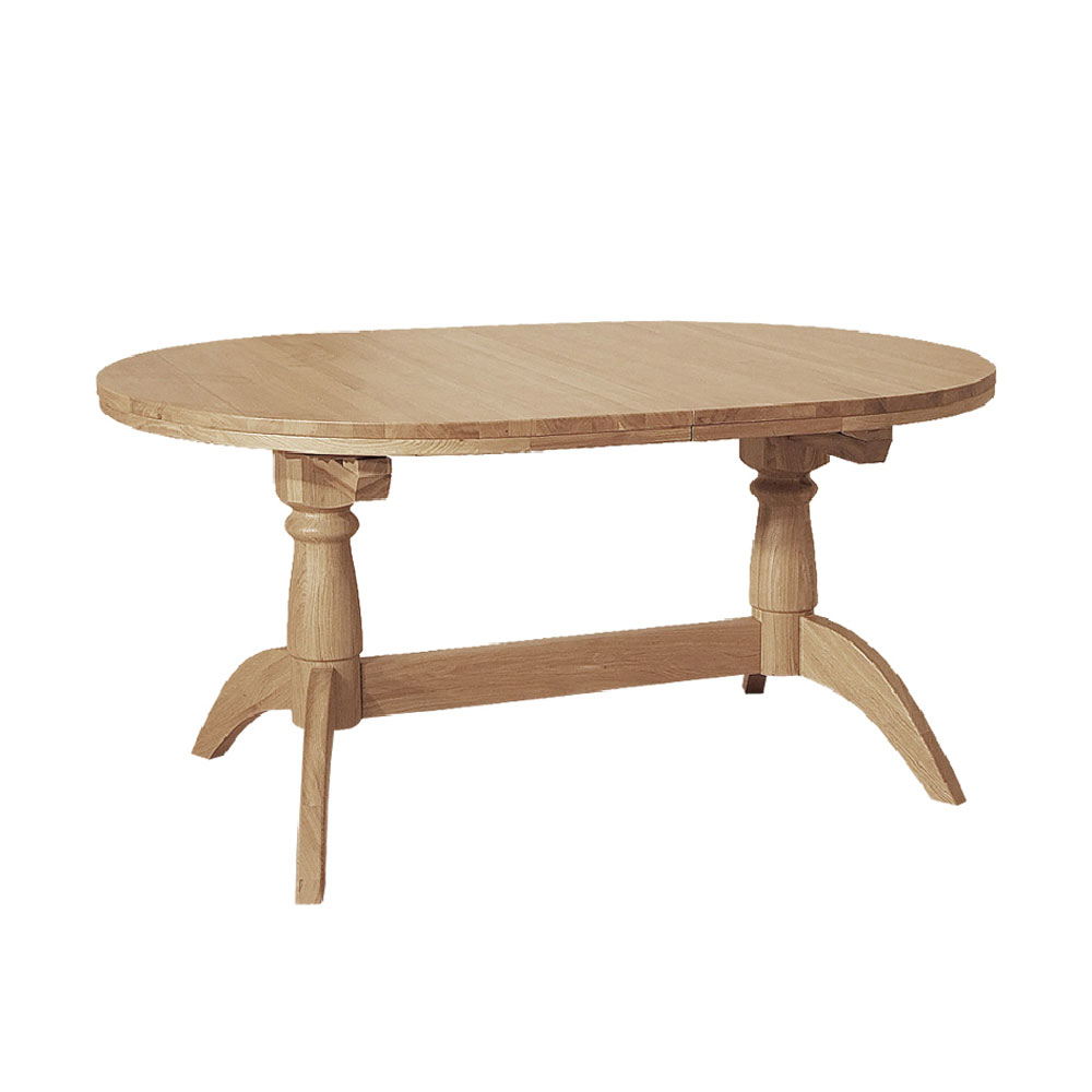 Wykeham Premier Double Pedestal Dining Table