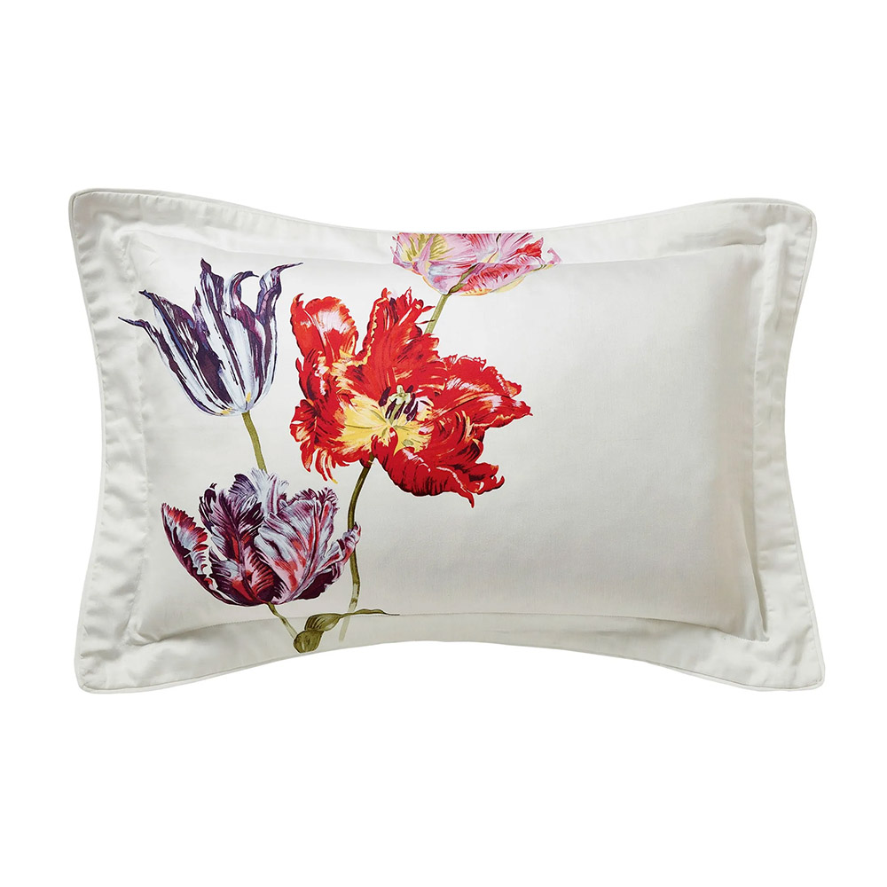 Sanderson Tulipomania Oxford Pillowcase