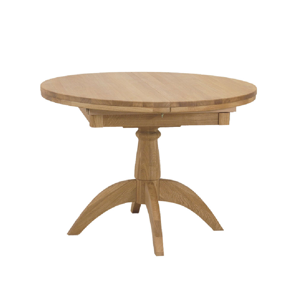 Wykeham Premier Single Pedstal Dining Table