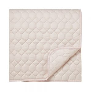 Sanderson Tulipomania Quilted Throw