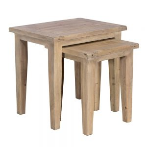 Verwood Nest Of Tables