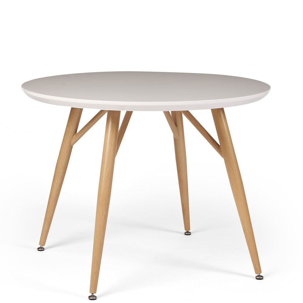 Contempo Round Dining Table