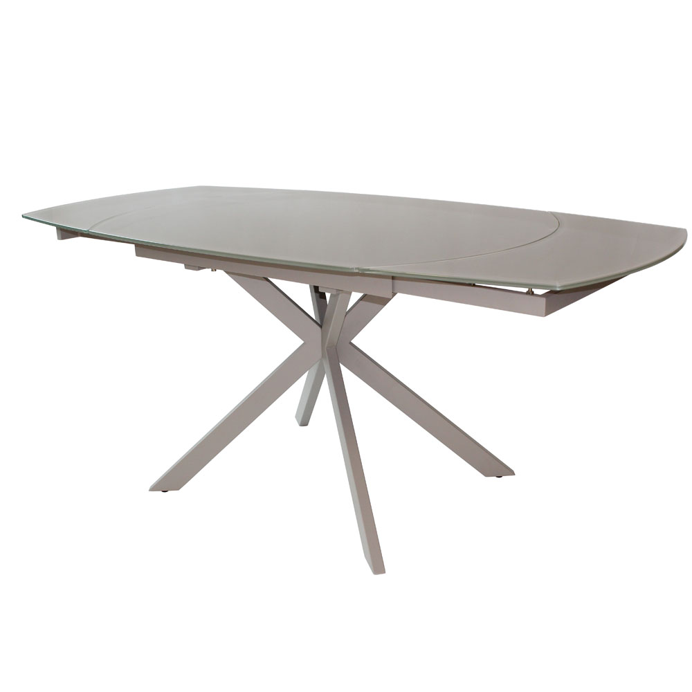 Flex Dining Table Cappuccino