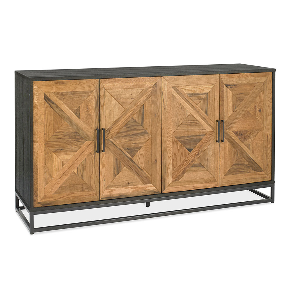 Rustic Wide Sideboard