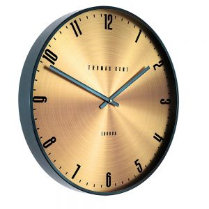 "THOMAS KENT 21"" JEWEL WALL CLOCK CITRINE"