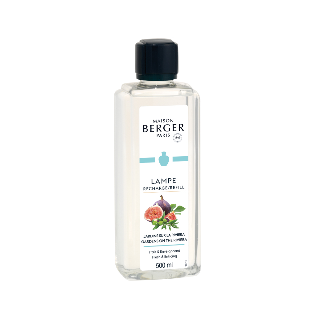 Maison Berger Gardens on the Riviera Refill Fragrance 500ml