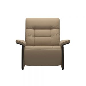 MARY 1429010 CHAIR (WOOD ARMS) FABRIC /