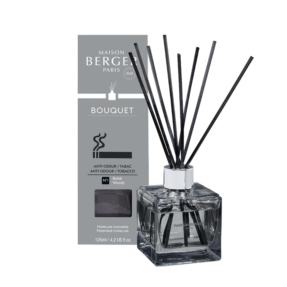 Maison Berger Tobacco Anti Odour Diffuser Woody