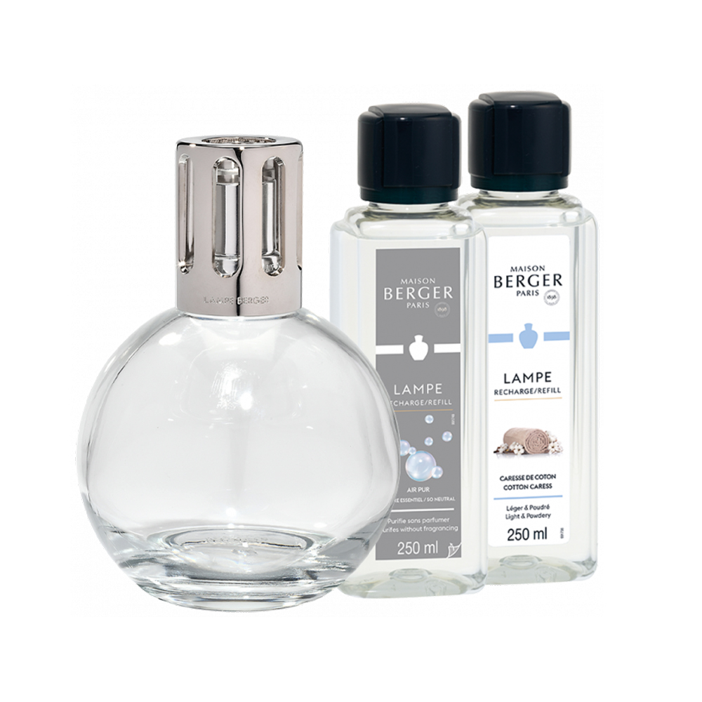 Maison Berger Essential Round Lampe Gift Pack