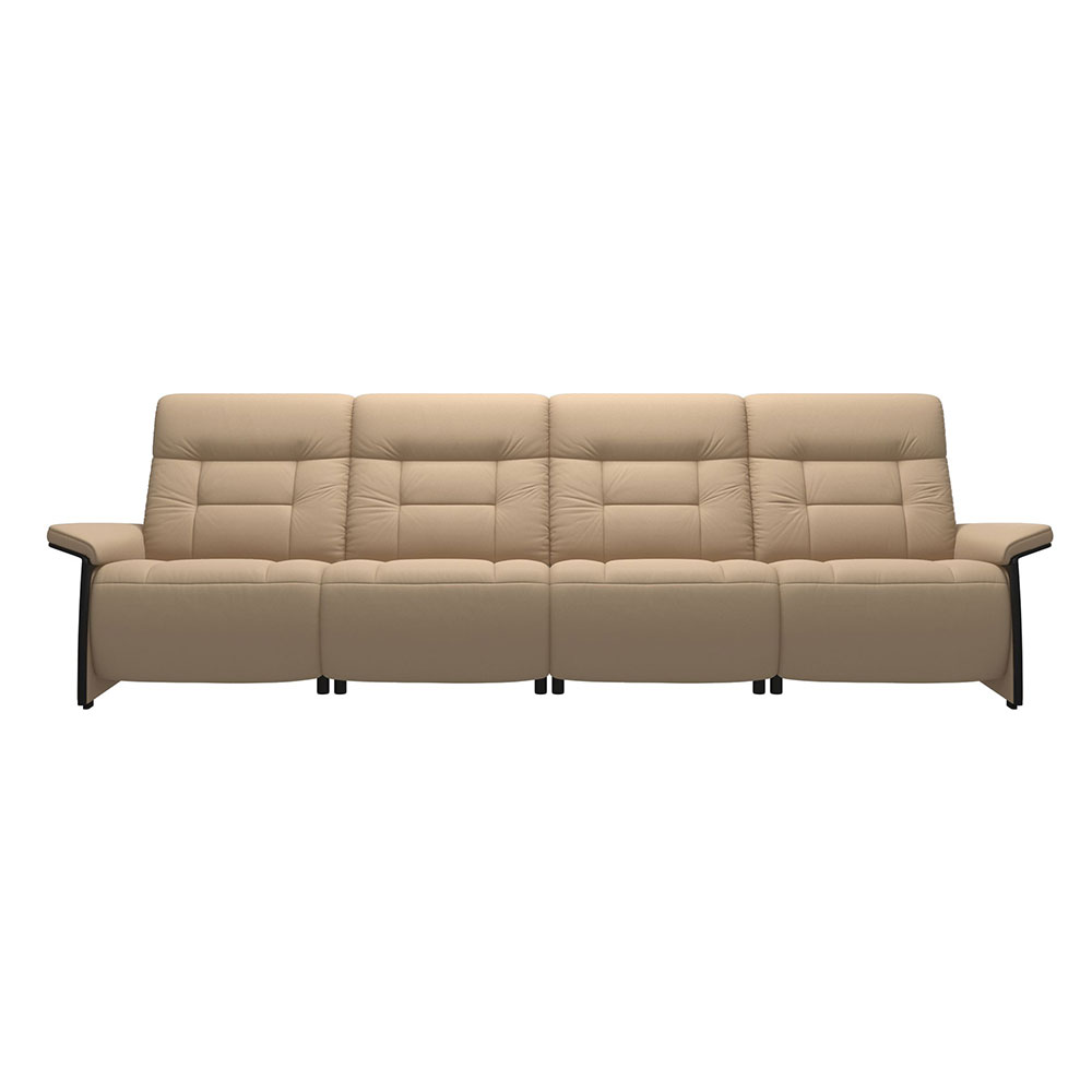 MARY 1430868 4 STR WITH 2 POWER (UPHOLSTERED ARMS) PALOMA /