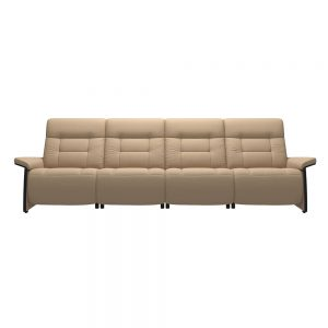 MARY 1430868 4 STR WITH 2 POWER (UPHOLSTERED ARMS) NOBLESSE /