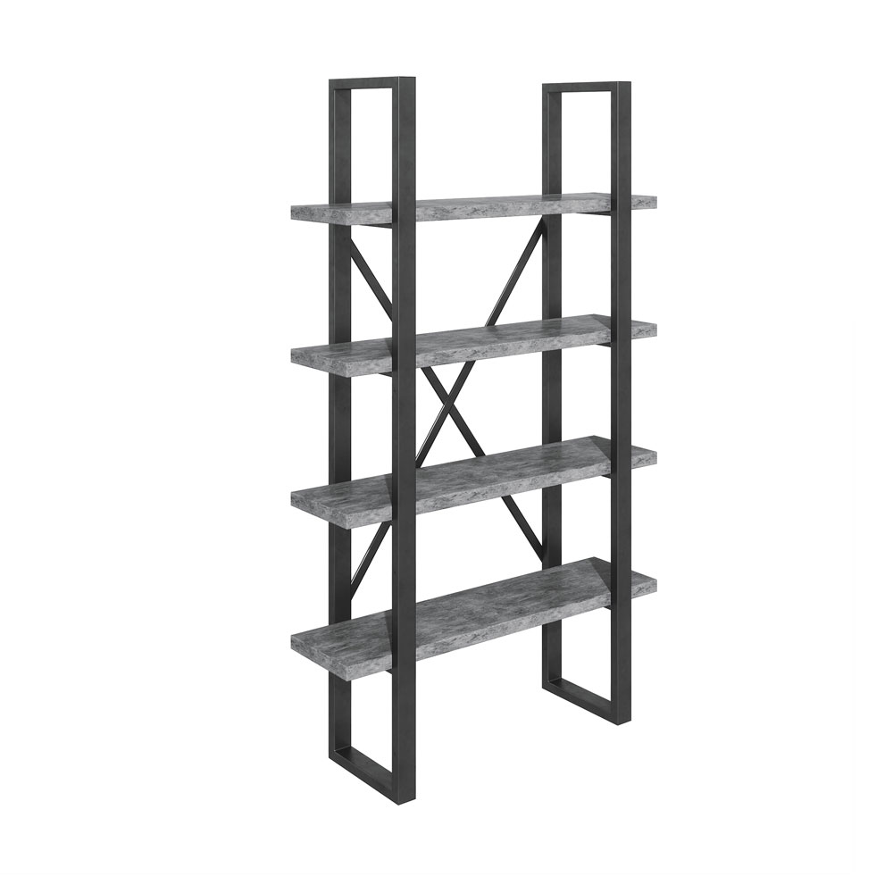 Fuji Shelf Unit Stone