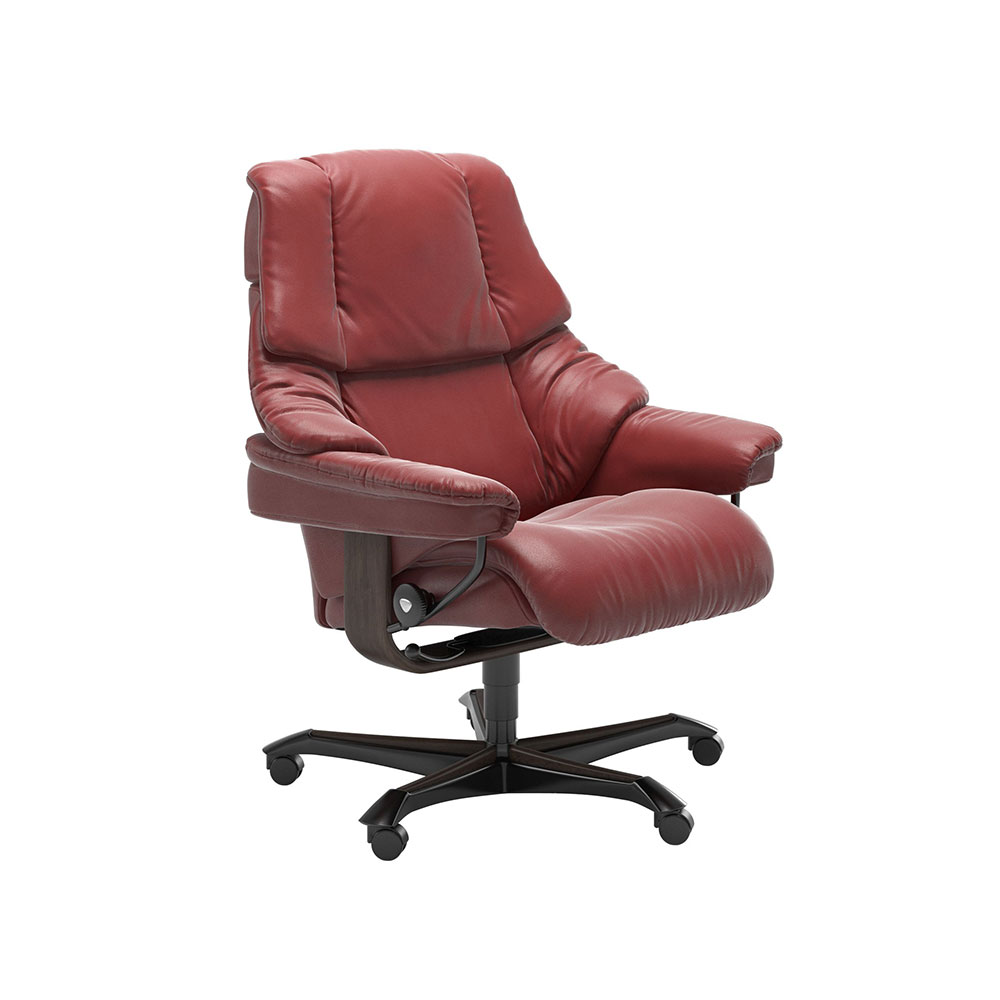 RENO (M) 1169096 CHAIR OFFICE BASE / BATICK /