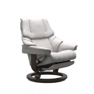 RENO (M) 1169705 CLASSIC POWER SINGLE MOTOR CHAIR (LEG) / FABRIC /