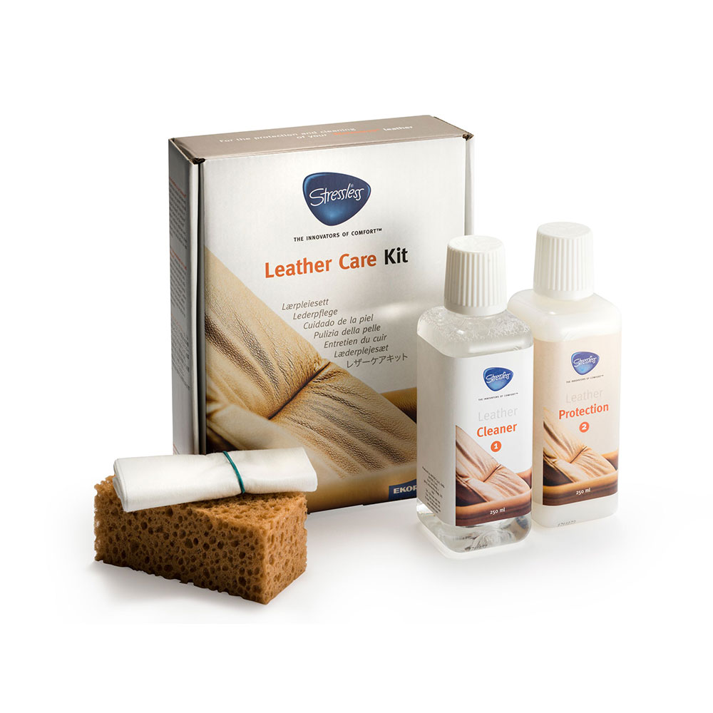 Stressless Leather Care Kit 250ml