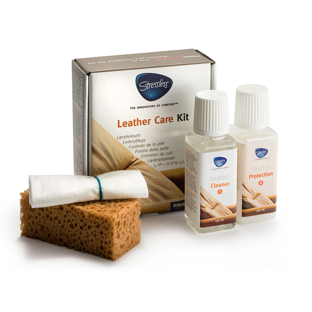 Stressless Leather Care Kit 100ml