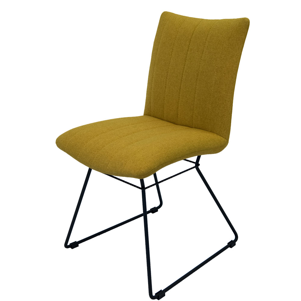 Ascot Dining Chair Orange