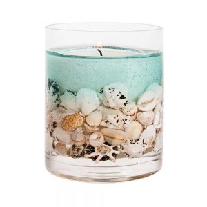 Stoneglow Ocean Natural Wax Gel Candle