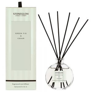 Stoneglow Green Fig & Cedar Reed Diffuser