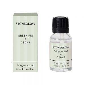 Stoneglow Green Fig & Cedar Fragrance Oil