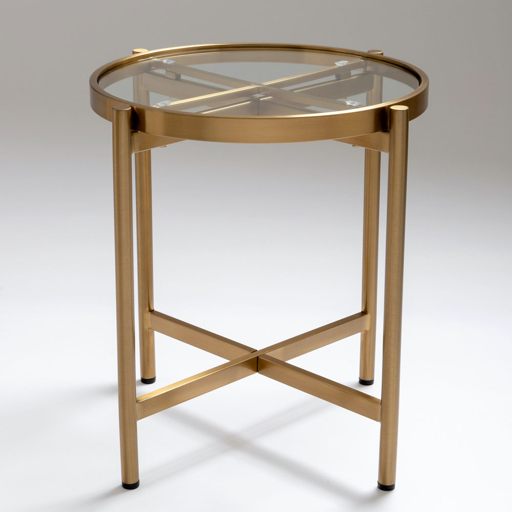 Sentinel Lamp Table