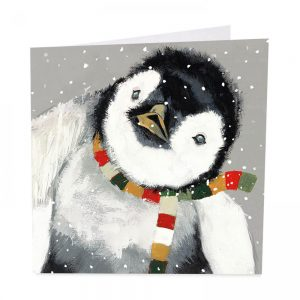 Winter Warmer Christmas Cards - Pack of 8