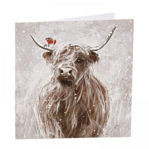 A Christmas Mira-Coo Christmas Cards - Pack of 8