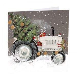 Special Delivery Christmas Cards - Pack of 8