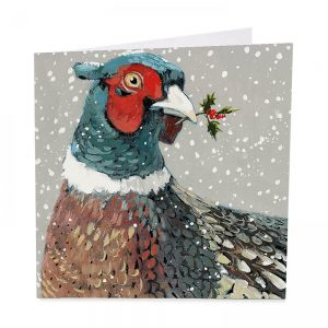 Holly Jolly Christmas Christmas Cards - Pack of 8