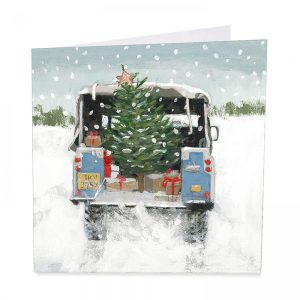 Jolly Journey Christmas Cards - Pack of 8