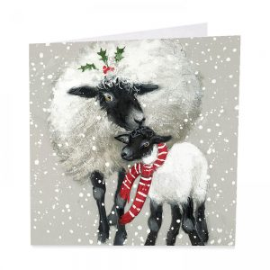 Dressed For Winter Christmas Cards - Pack of 8