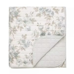 Sanderson Eglantine Throw 265 x 260cm
