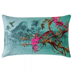 Ted Baker Hibiscus Housewife Pillowcase Pair
