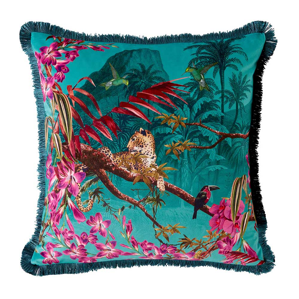 Ted Baker Hibiscus Cushion