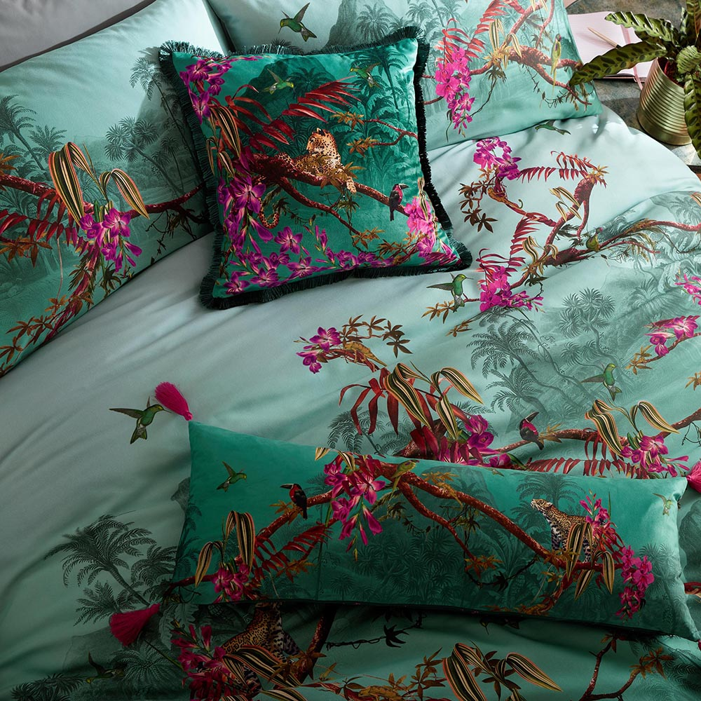 Ted Baker Hibiscus Cushion Glasswells