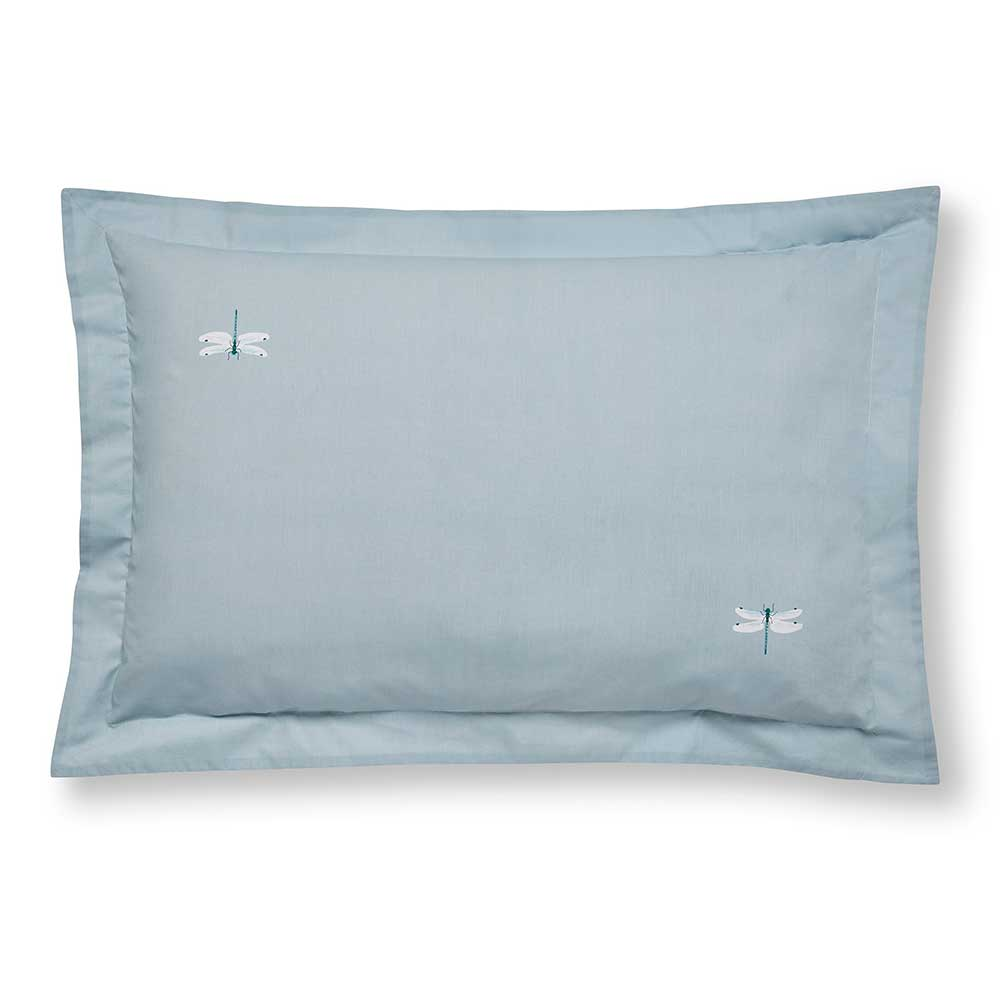 Sophie Allport Dragonfly Oxford Pillowcase