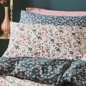 FatFace Floating Blooms Pillowcase Pair