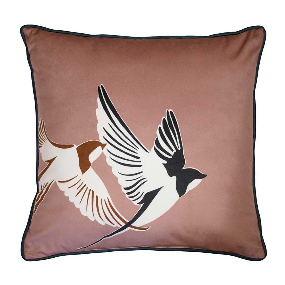 FatFace Silhouette Bird Cushion 45cm x 45cm