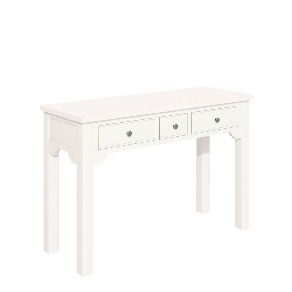 Bromley Ladies Dressing Table White