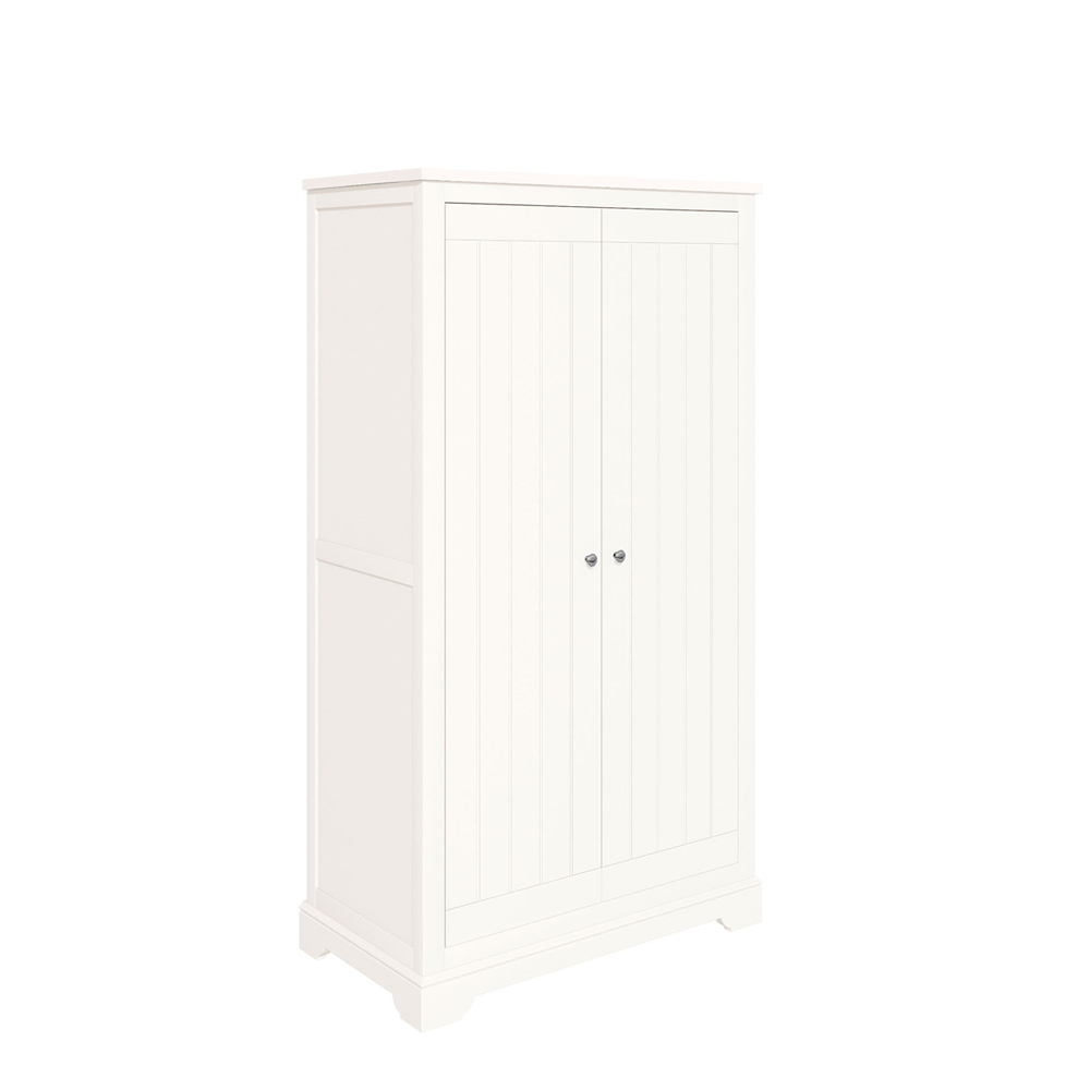 Bromley Ladies Wardrobe White