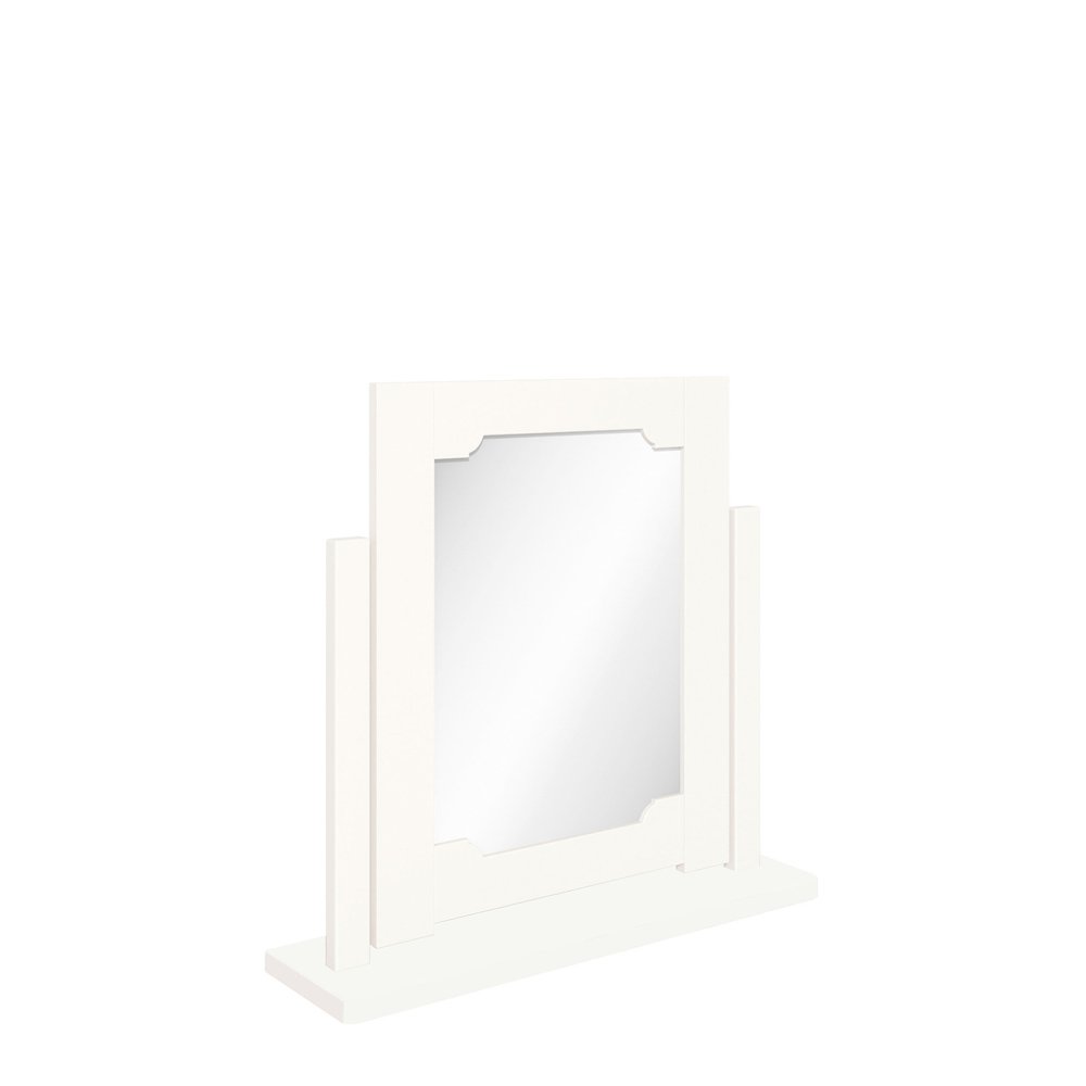 Bromley Swivel Mirror White