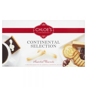 Chloe's Continental Biscuit Selection