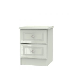 Boston 2 Drawer Locker Kashmir Gloss