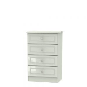 Boston 4 Drawer Midi Chest Kashmir Gloss