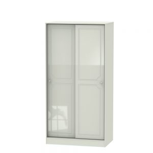 Boston Sliding Wardrobe Kashmir Gloss