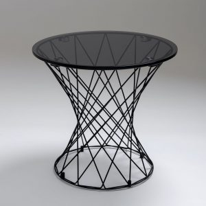 Tela Lamp Table
