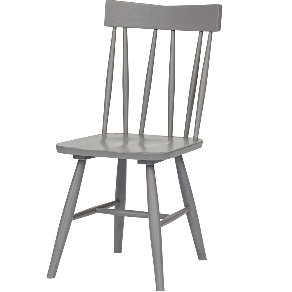 Dalham Dining Chair Grey
