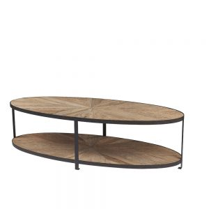 Sculthorpe Oval Coffee Table
