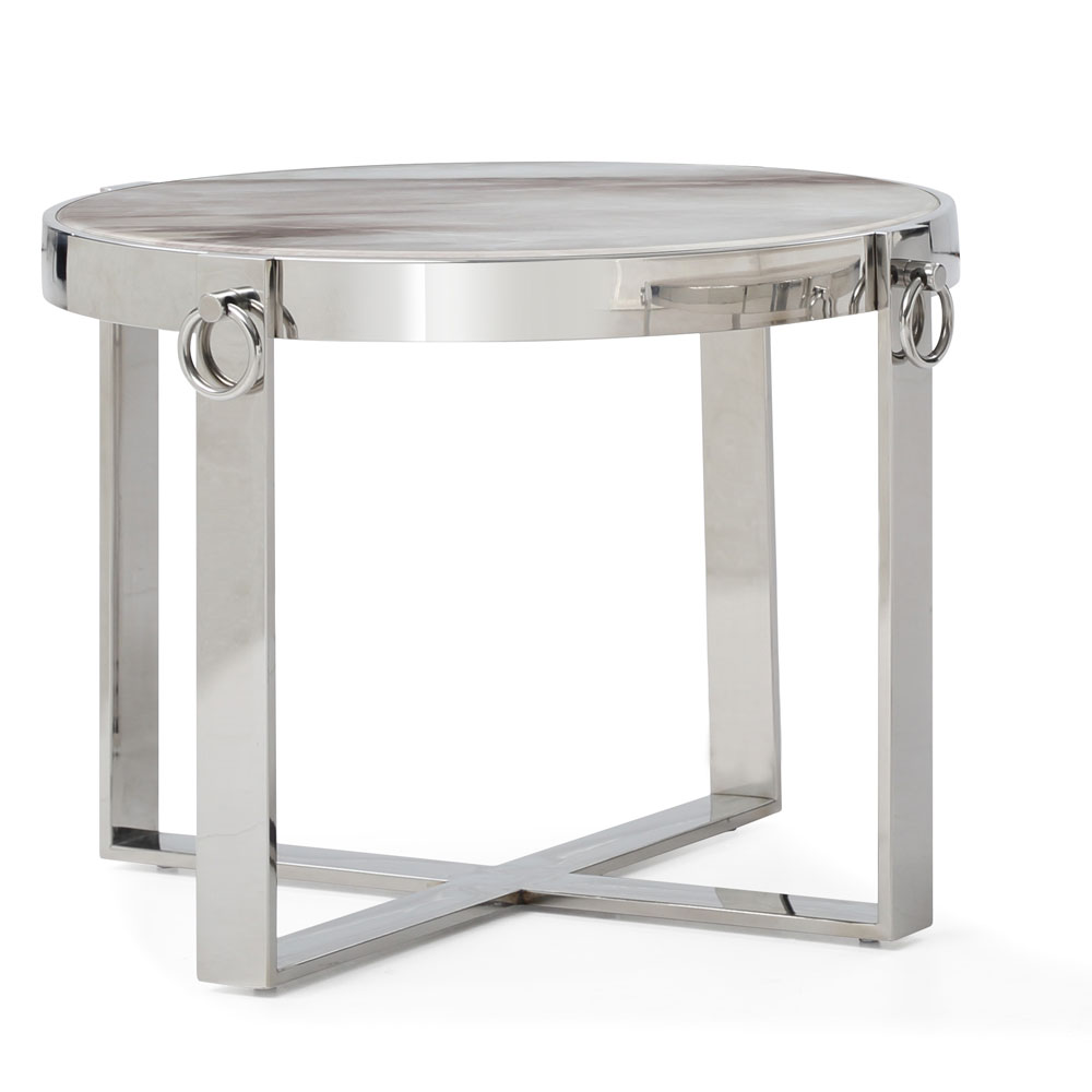 Rings End Table